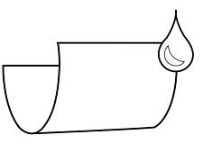 Papiers gommés