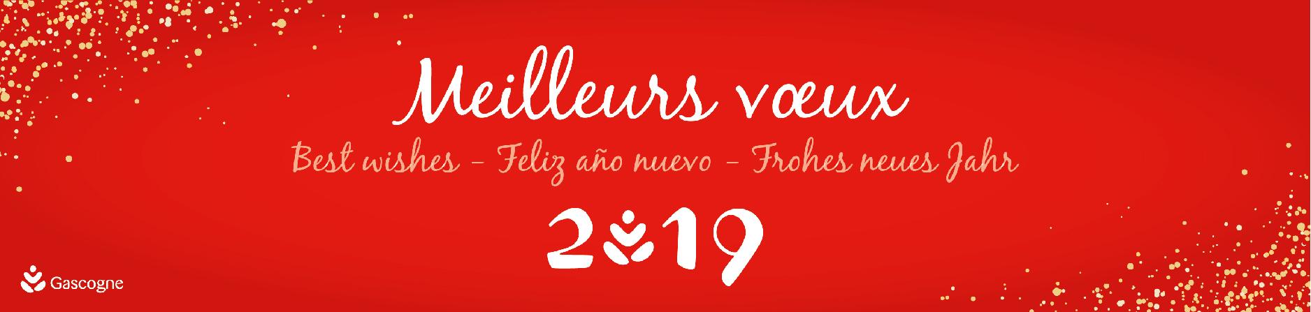 Frohes Jahr-Gascogne