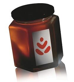 Papiers gommés - Etiquette pot de miel