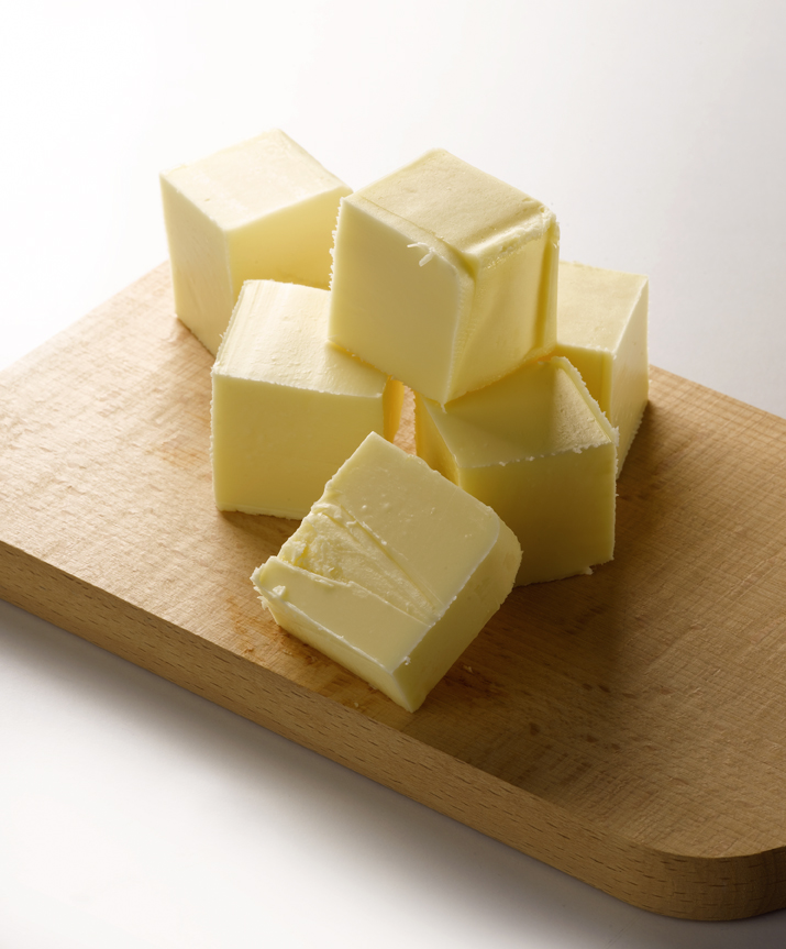Multilayer laminates, butter